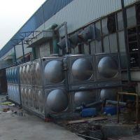 西安不锈钢水箱 周至不锈钢保温水桶 水塔 厂家加工定制新款 RJ-S76