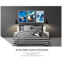 客厅装饰画-武汉木亚muya客厅装饰画-确保客户满意的现代装饰画