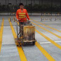 供应专业厂房车位划线、物流划线,SAQ深圳划线厂家