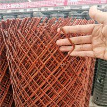 防护钢板网 安平钢板网 菱形网厚度