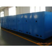 空压机热水机空压机热能回收热水工程热能机钎焊板式换热器
