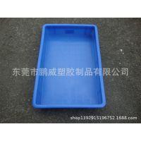 厂家生产塑料方盘 五金专用塑胶托盘 防静电塑料方盘