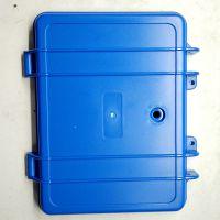 承接大型注塑件加工广州乐创注塑厂防潮箱开模具塑料箱开模注塑加工