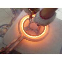 供应高频加热设备 小齿链轮淬火专用加热炉 轮类热处理机