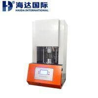 海达HD-R811-1橡胶硫化仪测温范围:室温--200℃