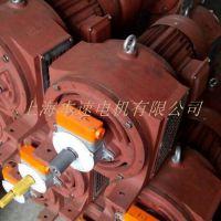 上海本速三相电机YCT180-4A 4KW 4极电磁调速三相异步电动机