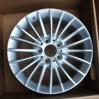宝马330原厂17寸轮毂325正品原装胎铃-【志琦】汽车钢圈