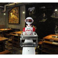 智能施迈德智能餐厅酒店火锅店主题餐厅端菜传菜送餐服务员机器人