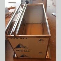 佛山钣金加工 不锈钢焊接件 304/201机架机箱壳 塑料机械设备配件