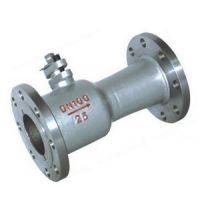 PQ41F-16C碳钢排污球阀