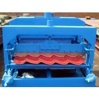 780型大圆弧彩钢板设备兴益压瓦机厂