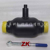 河北卓科手柄焊接球阀 Q61F碳钢球阀