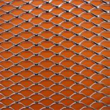 旺来不锈钢钢板网厂 菱形防护网 菱形网机