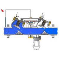 HS41X铸钢-A-16 /25C DN400 HS41X-A防污隔断阀(管道倒流防止器),管道防止