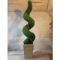 仿真米兰草球树 装饰树风景树绿植盆景 米兰造型树