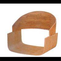 批发弯曲木椅子靠背,曲木床板条,来样加工