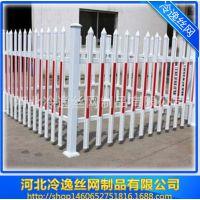 厂家直销公园PVC护栏、园艺护栏、锌钢护栏、铁艺