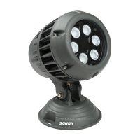 索能光电LED户外射灯具有IP65的防水等级