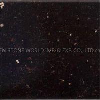 Granite Tiles G684 Oriental Black Pearl Black Galaxy Himalaya Blue