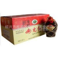 供应绍兴黄酒 5年秘传女儿红 1L*6坛 18957511186