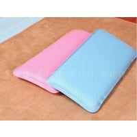 50*28*2cm 3D透气 慢回弹海绵儿童防偏头枕头