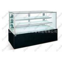 XT378D直角蛋糕展示柜 烘焙厨房设备 蛋糕保鲜柜