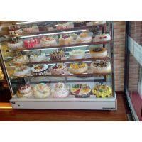 供应上海蛋糕柜/上海展示柜/不锈钢蛋糕柜 卧式糕点展示柜 蛋糕保温柜
