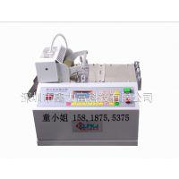 裁魔术贴机器多少钱|织带热裁机热切机|拉链剪断机精度达0.1mm