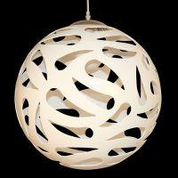 白色玻璃钢吊灯 简约欧式客厅艺术后现代卧室吸顶灯过道餐厅灯具