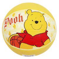 Disney 迪士尼正品 儿童 橡胶篮球 3号 3#篮球 DA1004-C维尼熊款