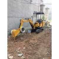 驭工YG15-8果园里干活专用的小型挖掘机、农用小挖机