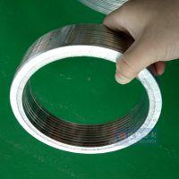 带内环金属缠绕垫片0222带外环缠绕垫片2220内外环金属缠绕垫