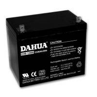 DAHUA蓄电池官网DHB12800大华蓄电池12V80AH官网报价