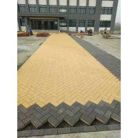 供应优质生态陶瓷透水砖和机压透水烧结砖专注打造生态海绵城市