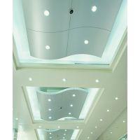 异型氟碳铝单板装饰铝幕墙@冲孔铝单板吊顶组合造型铝天花