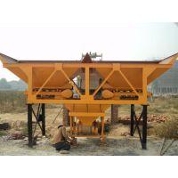 葫芦岛天旺PLD600小型双仓砂石电子配料机