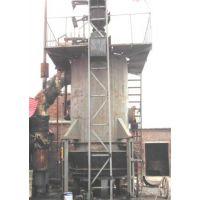 单段式热煤气发生炉热煤气站