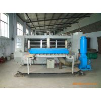 纸箱生产设备-二手台湾TCY1227全电调三色水墨印刷开槽模切机