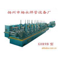 扬州生产厂家 长期大量供应 不锈钢制管设备 焊管机组