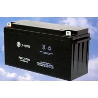 j-power蓄电池12v150ah