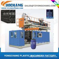 YC-S20L/30L/80L储料式中空吹塑机