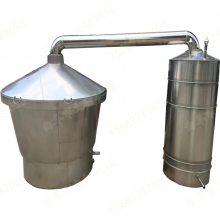陕西酿酒设备 烧酒设备 文轩不锈钢高粱蒸酒设备
