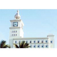 专业制造现代教堂塔钟,康巴丝牌经典大钟 户外大钟kts-x332