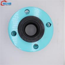 供应九江化工管道橡胶软接头 304不锈钢橡胶软连接