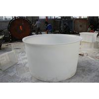 常州华社厂家直销 PE圆桶1000L 敞口圆桶 腌制发酵桶 电子元件存放桶