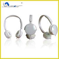 专业设计 头戴式电脑耳机 带麦克风头戴耳机
