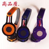 新款头戴式有线耳机魔音录音师mixr插线电脑游戏mp3耳麦厂家直销