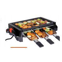 志仕中号电烧烤炉韩式 电烤炉无烟烤肉机烧烤机家用电烤盘架