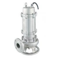 ZGTPYBY耐高温热水排污泵厂家 不锈钢市政排污泵