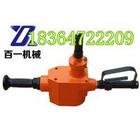 供应ZQSJ-65/2.5S架柱支撑手持式气动钻机 【百一机械】